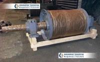 Ротор дробилки молотковой черт. № 64035